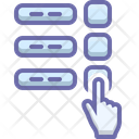 Polling Finger Poll Icon