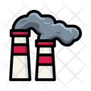 Pollution Environment Smoke Icon