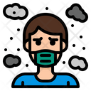 Pollution Air Gas Icon