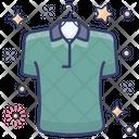 Cloth Shirt Polo Shirt Icon