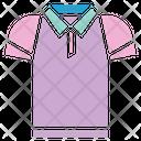 Polo Shirt Shirt Dress Icon