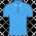 Fashion Polo Shirt Shirt Icon