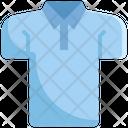 Polo Shirt Clothes Icon
