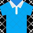 Polo Shirt Tshirt Icon