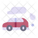 Polution Ecology Smoke Icon