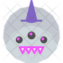 Polygon Robot Android Icon