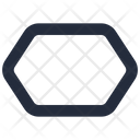Shape Polygon Icon