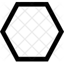 Polygon Shape Design Icon