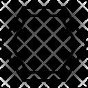 Polygon Tool Illustrator Icon