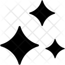 Lights Polygon Decoration Icon