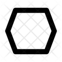 Polygon Tool Polygon Shape Icon