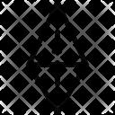 Hexahedron Polyhedron Icon