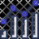 Polyline Chart Icon
