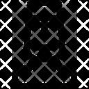 Polynesia Moai Icon