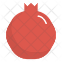 Croissant Fruit Food Icon