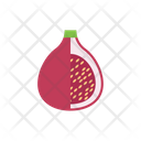 Pomegranate Fruit Healthy Icon