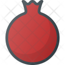 Pomegranate Icon