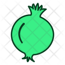 Pomegranate Fruits Icon