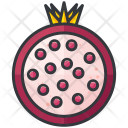 Pomegranate Grenade Icon