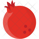 Pomegranate Red Seeds Icon