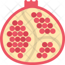 Pomegranate Cooking Food Icon