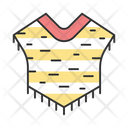 Poncho South American Icon