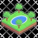 Pond Icon