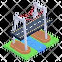 Pont Du Diable Bridge Icon