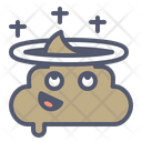 Poo Shit Holy Icon