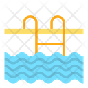 Pool Swimming Pool Swimming Pool Ladder Icon
