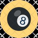 Pool Billiards Tournamnt Icon