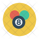Pool Ball Icon