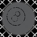 Pool Ball Icon