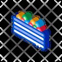 Pool Colorful Balls Icon