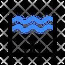 Pool Depth Icon