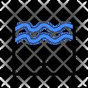 Pool Depth Swim Pool Icon