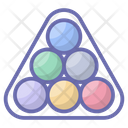 Pool Game Icon