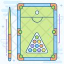Pool Game Icon