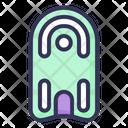 Pool Kickboard Swim Pool Icon