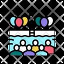 Pool Kids Icon