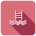 Water Pool Swimming Icon