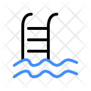 Pool Ladder Swimming Pool Swimming Icon