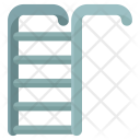 Pool Ladder Swimming Icon
