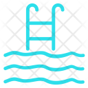Pool ladders Icon
