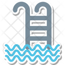 Pool Ladders Swimming Pool Swimming Icon