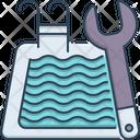 Pool Maintenance Icon