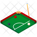 Pool Table Snooker Pool Icon
