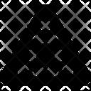 Pool Triangle Icon