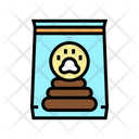 Poop Crap Cleaning Icon