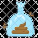 Poop Clean Up Icon